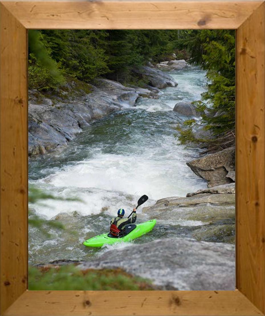 kayaker