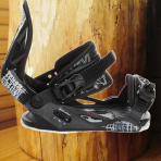 M3 Helix Men's Snowboard Bindings