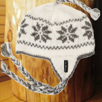 Everest Designs Snowflake Earflap